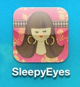 Sleepy Eyes App
